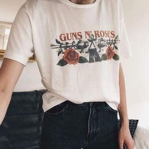 Guns n' Roses Band T Shirt